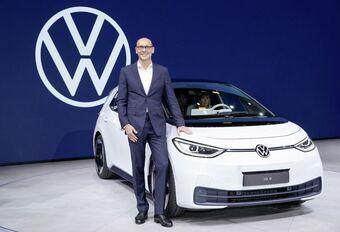 Volkswagen : voici le nouveau CEO #1