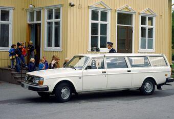 Wist je nog? Volvo's achter het IJzeren Gordijn #1
