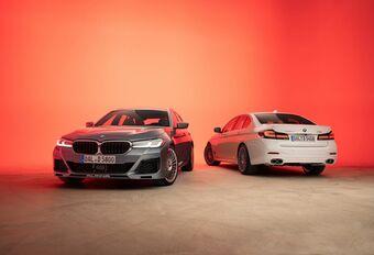 BMW Alpina B5 en D5 S halen ook een frisse neus #1