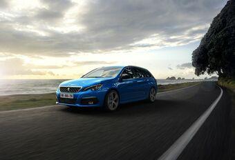 Peugeot 308 krijgt digitaal dashboard #1