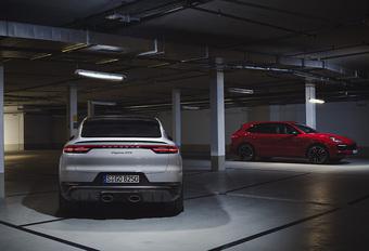 Officieel: Porsche Cayenne GTS (+ prijzen) #1