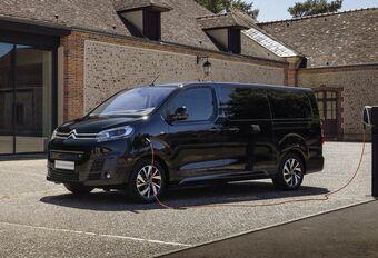 Citroën ë-Spacetourer : accent électrique #1
