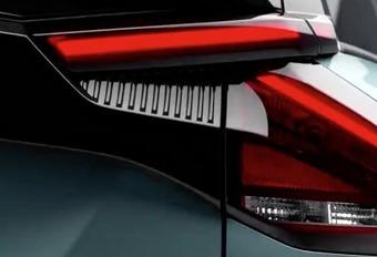 Citroën ë-C4: blik op het achterlicht #1