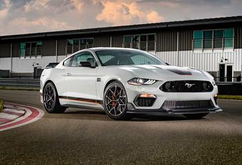 Ford Mustang Mach 1 : entre la GT et la GT350 #1
