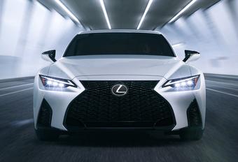Lexus IS : la nouvelle génération ne viendra pas en Europe #1