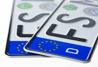 Immatriculations en Europe : moitié moins #1