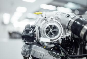 Mercedes-AMG : turbo électrique avec technologie F1 #1