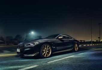 BMW 8 Reeks Golden Thunder is erg Individualistisch #1