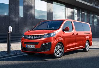 Opel Zafira-e Life : le trio au complet #1