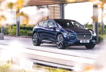 Jaguar I-Pace krijgt driefasig laden en snellere infotainment #1