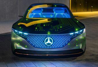 Mercedes s'unit à Nvidia #1