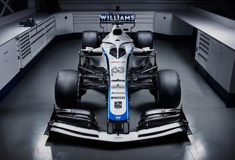 F1: Dit is de nieuwe livery van Williams voor 2020 #1