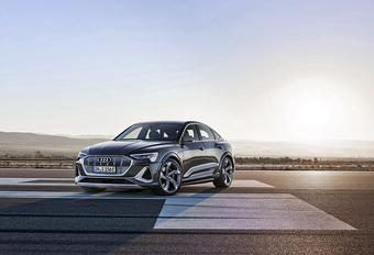 Audi e-tron S: tous les détails #1
