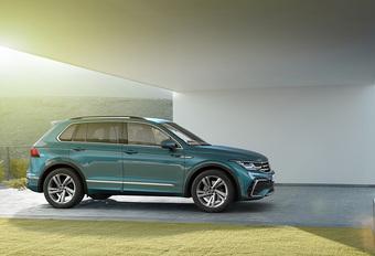Volkswagen Tiguan facelift ook als plug-in eHybrid #1