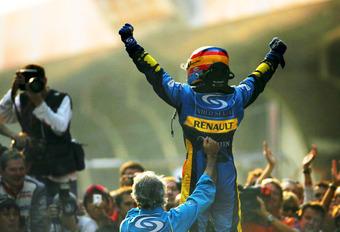 Alonso maakt F1-comeback met Renault! #1