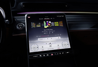 Mercedes Classe S: une technologie qui vaut le détour #1