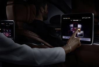 Nieuwe Mercedes S-Klasse houdt je continu in het oog #1