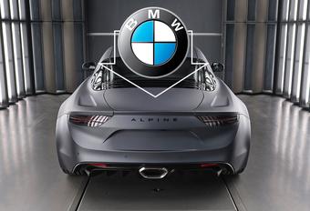 BMW-motoren voor Alpine?! #1