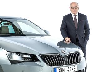 Bernhard Maier geen CEO van Skoda meer #1