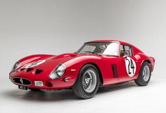 Ferrari verliest rechten op design 250 GTO #1