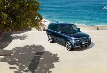 Range Rover : avec Diesel microhybride et version anniversaire #1