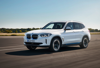 Elektrische BMW iX3 is helemaal klaar en made in China + prijs! #1