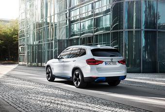 BMW iX3: enfin officiel + prix ! #1