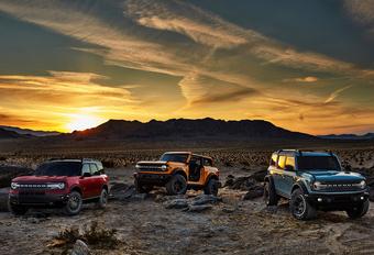 Officieel: Ford Bronco zet 4x4-wereld op stelten #1