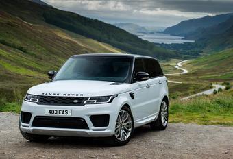 Ook Range Rover Sport krijgt hybride dieselmotor #1