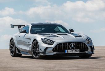La Black Series donne des ailes à la Mercedes-AMG GT #1