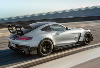 Officieel: Mercedes-AMG GT Black Series #1