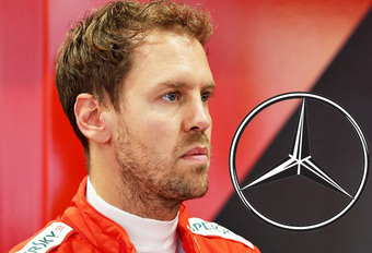 Sebastian Vettel dan toch naar Mercedes F1? #1