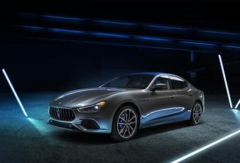 Officieel: Maserati Ghibli Hybrid heeft viercilinder #1