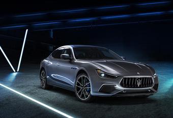 Maserati Ghibli : la voilà en hybride (mais légèrement) #1