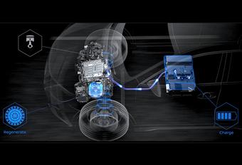 Nissan Qashqai : hybride e-Power #1