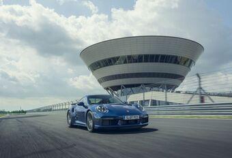 Porsche 911 Turbo : sans S mais avec ch #1