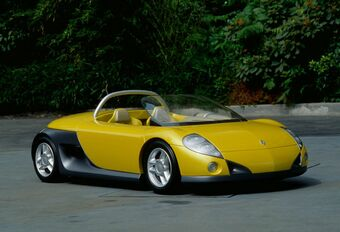 Renault Spider is 25 jaar jong #1