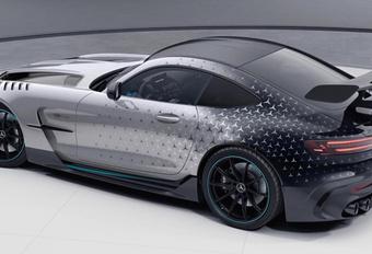 Gelekt: Mercedes-AMG GT Black Series P One Edition #1