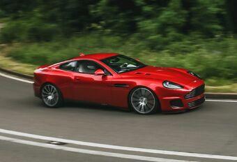 Aston Martin Vanquish keert terug uit pensioen #1