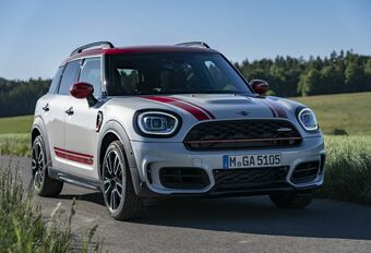 Mini Countryman JCW : au complet #1