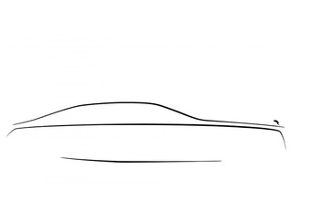 Rolls-Royce Ghost krijgt minimalistisch design #1