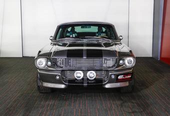 300.000 euros pour une Shelby GT500  #1