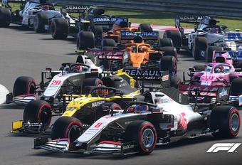 Gametest: F1 2020 (PC) #1