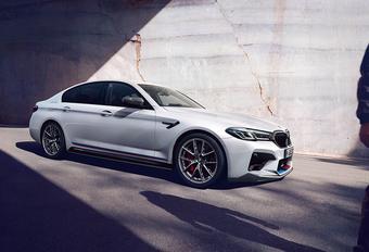 BMW M5 facelift krijgt nieuwe M Performance-spulletjes #1