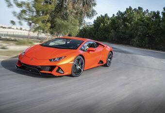 Un Américain profite d'un fonds d'aide pour acheter une Lamborghini #1