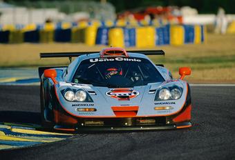 Iconische Gulf-kleuren komen terug naar McLaren! #1