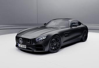 Mercedes-AMG GT krijgt 54 pk extra #1