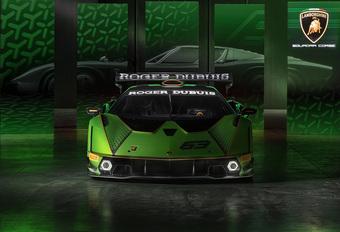 Lamborghini Essenza SCV12 : un jouet exclusif destiné uniquement à la piste #1