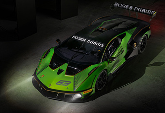 Officieel: Lamborghini Essenza SCV12 #1