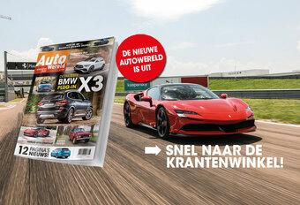 Veel nieuws én veel pk's in AutoWereld 416 #1